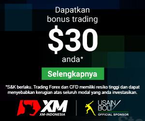 bonus tanpa deposit terbaru dari xm Indonesia